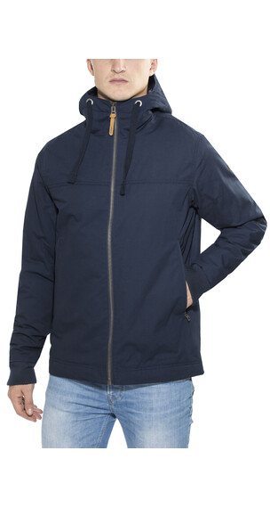 Elkline Hochprozentig Winter Jacket Men blueshadow